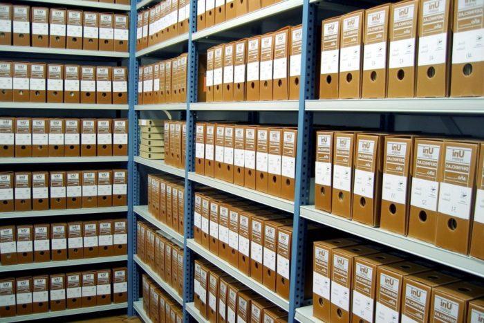 Организация архивного хранения по всем правилам